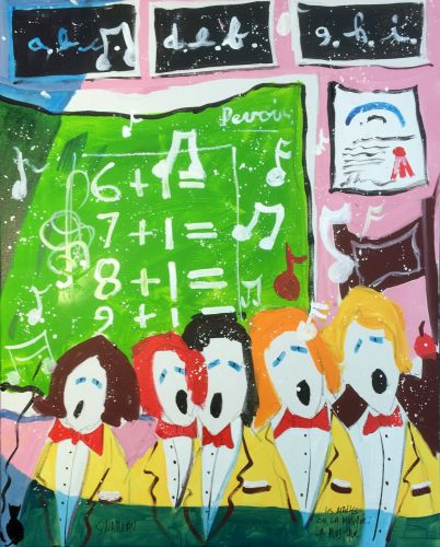 Les maths ou la musique ? La musique