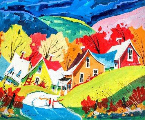 Splendeur d'automne