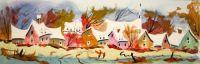 Village d'automne