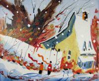 Promenade de neige