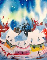 Danse d'hiver
